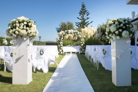 Matrimonio all'aperto: come scegliere la location giusta